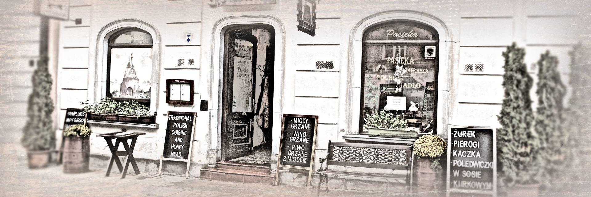 Restauracja Pasieka